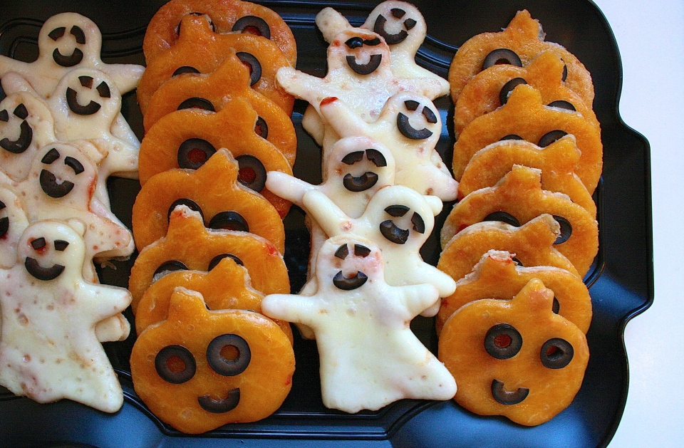 halloween school snacks