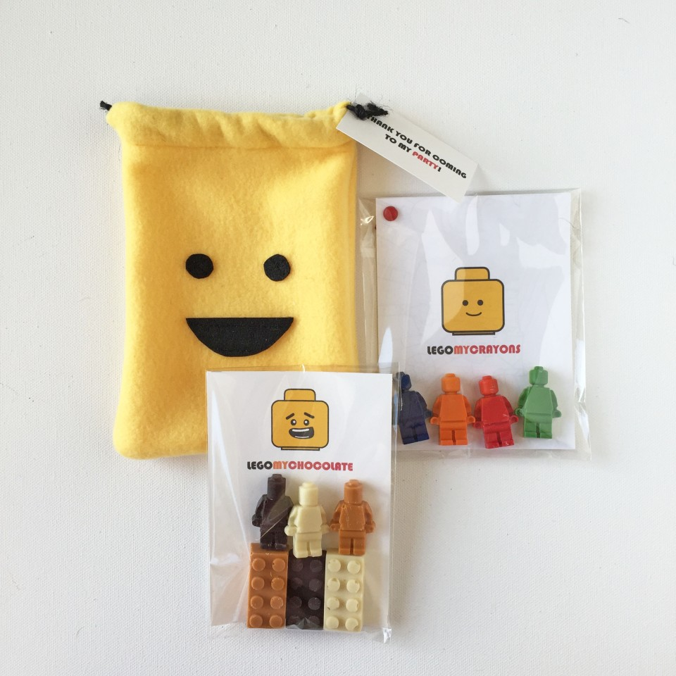 lego favors
